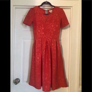 Lularoe Amelia dress size S